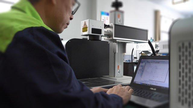 Linxuan Laser Marking R&D-TEAM