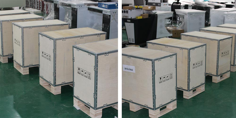 package of laser marking machines
